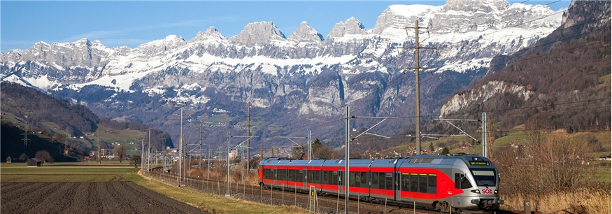 Swiss Rail package